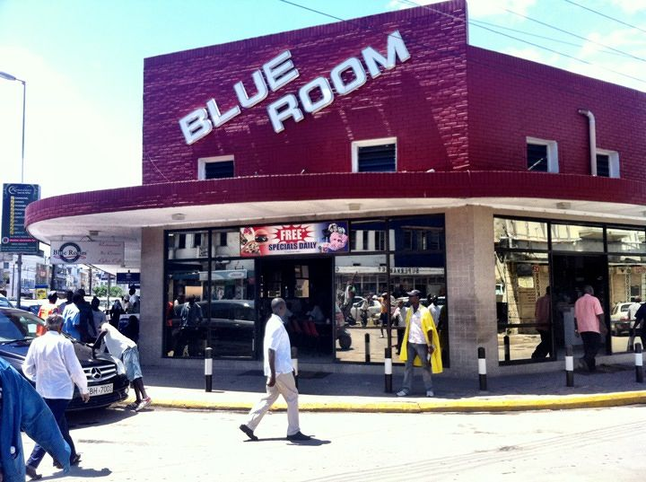 Blue Room Restaurant