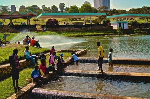 Funtime at Uhuru Park