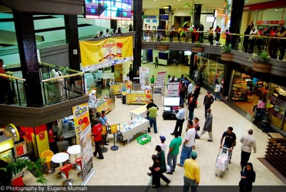 Sarit Shopping Mall