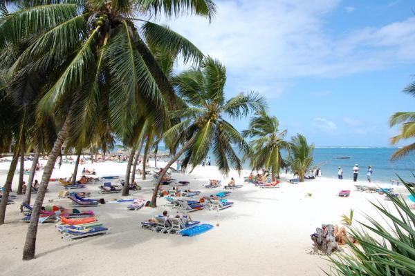 Best beaches in Mombasa