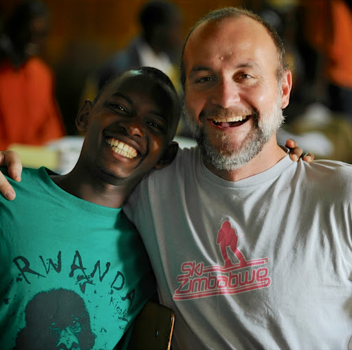 African travel writer and photographer Anton Crone from Brightcontinent.co.za