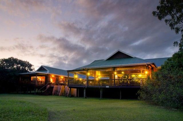 Hluhluwe River Lodge KZN