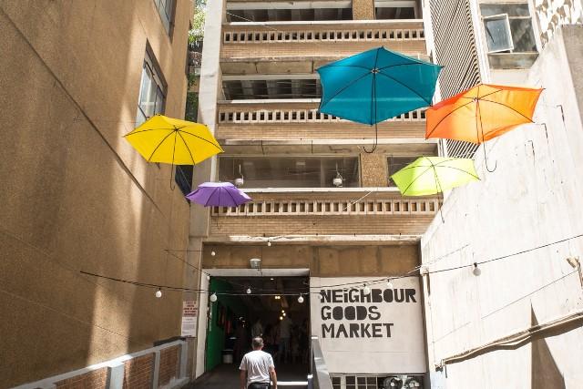 Johannesburg Neighbourgoods Market