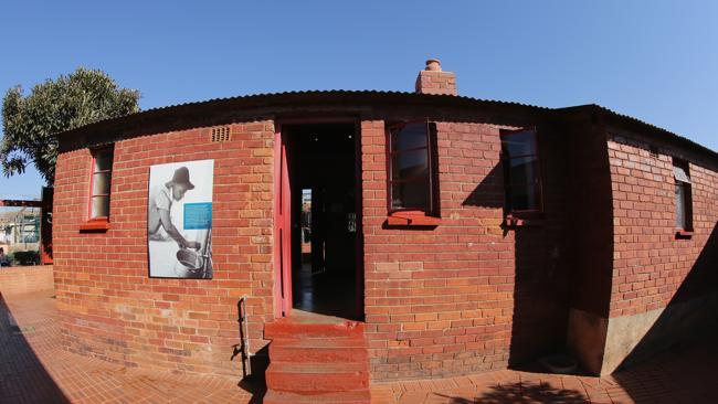 Mandela House Vilakazi Street