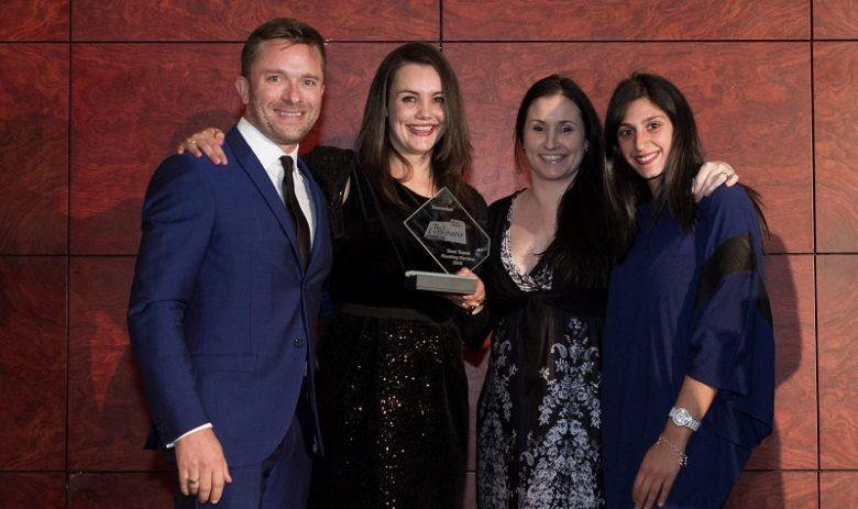 Travelstart Team at PriceCheck Awards