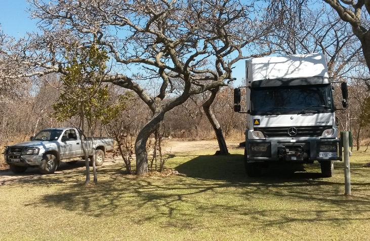 overlander kazi mingi pet friendly camping