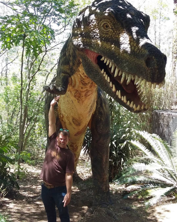 life-size dinosaurs offbeat attractions south africa