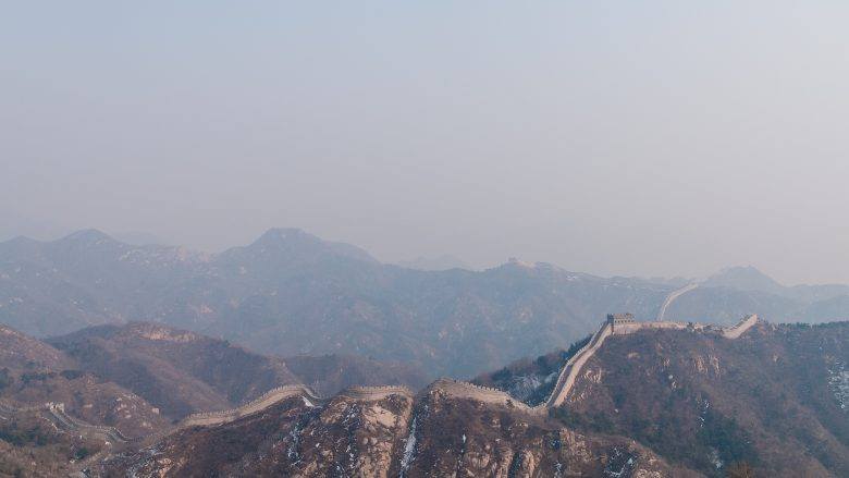 visit the great wall of china before it's too late