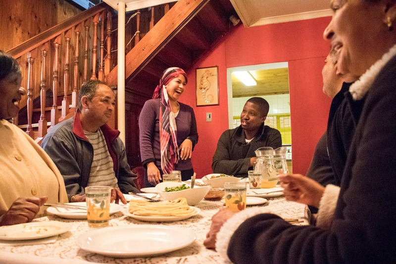 food tours cape town dinner