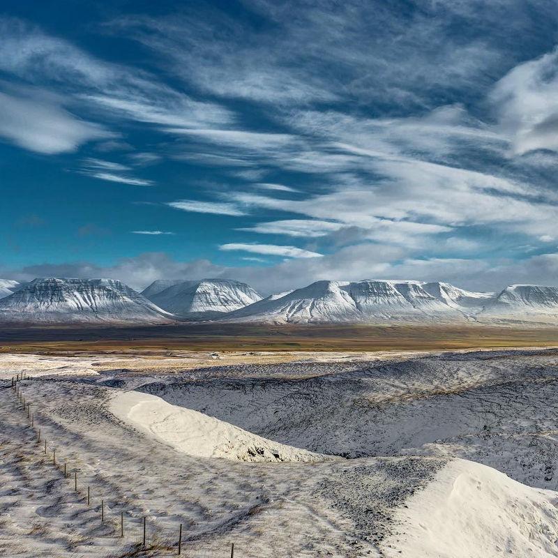 Eyjafjallajökull 9 Incredible Star Wars Film Locations