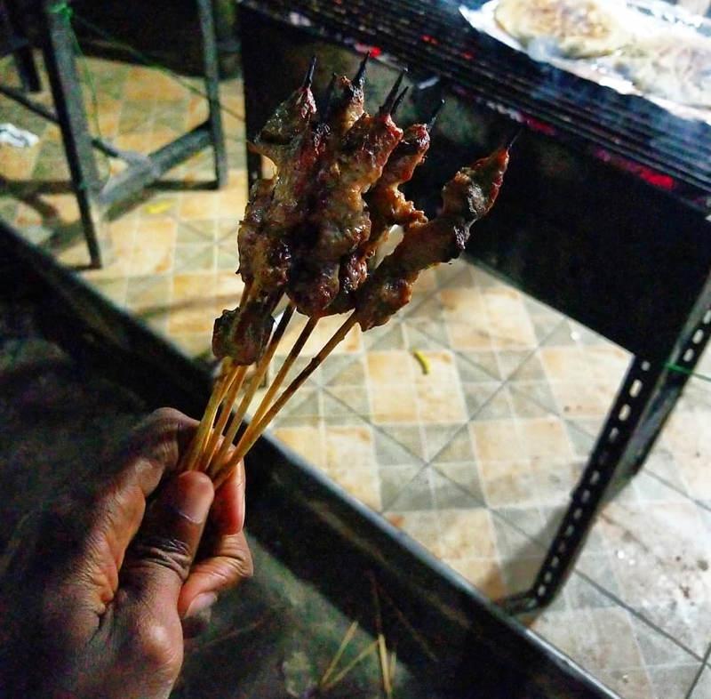 mishkaki zanzibar