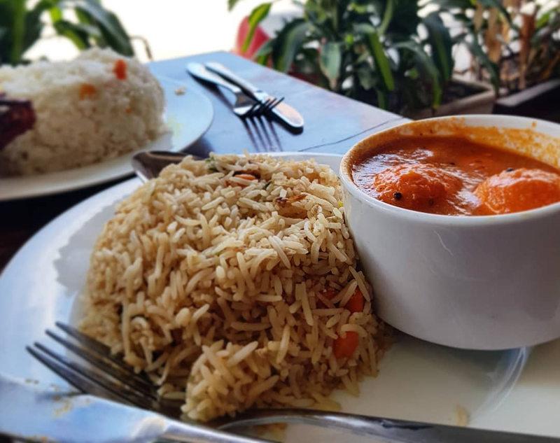 swahili curry