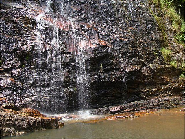 Owu Falls, Kwara State