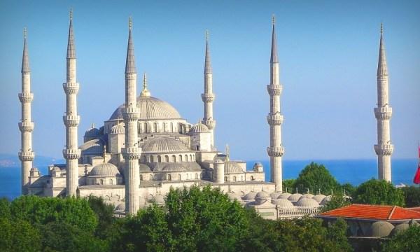 Sultanahmet Mosque aka blue mosque