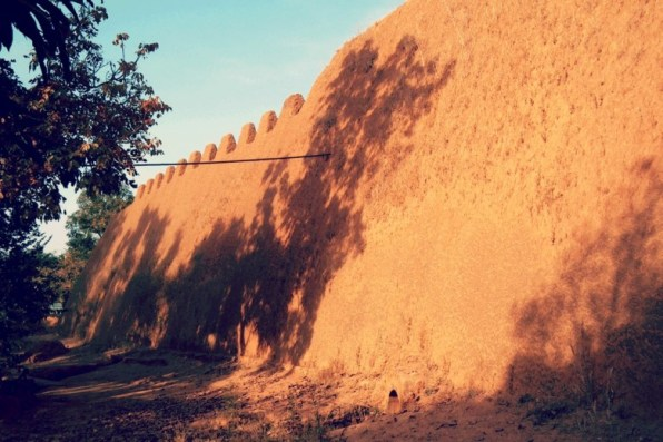 kano city wall