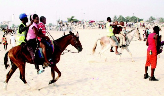 Horse-riding-popular-at-Bar-Beach