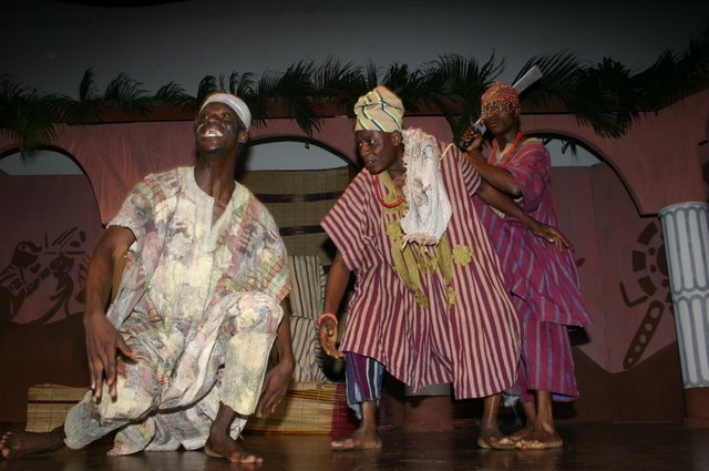 Muson Centre stage performances