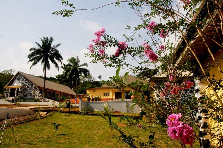 Ikogosi Warm Spring Resort