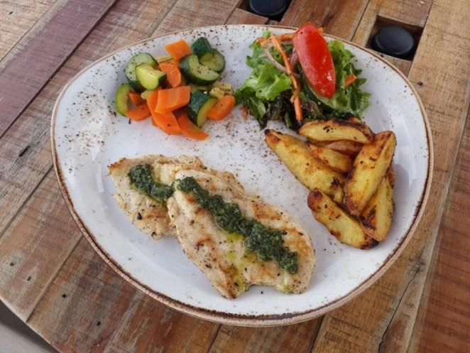 Chicken Breast at Mambo Italia, nairobi
