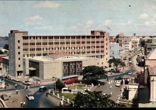 Central bank of Nigeria, Lagos