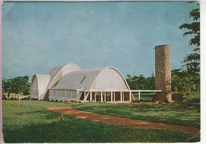 Chapel Of The Resurrection, University Of Ibadan