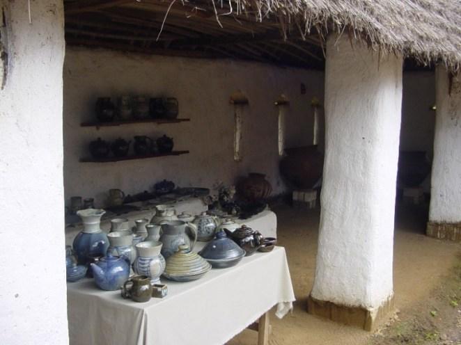 Bwari Pottery