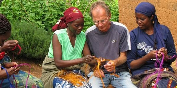 Friendly Locals in Rwanda
