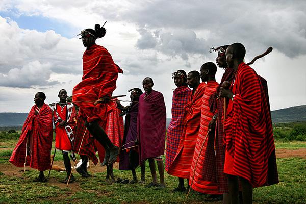 The-Masai-Dance
