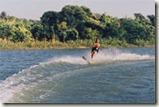 enjoyment at sukhna lake