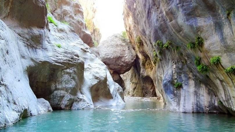 Goynuk Canyon Turkey A Worth-visiting Destination