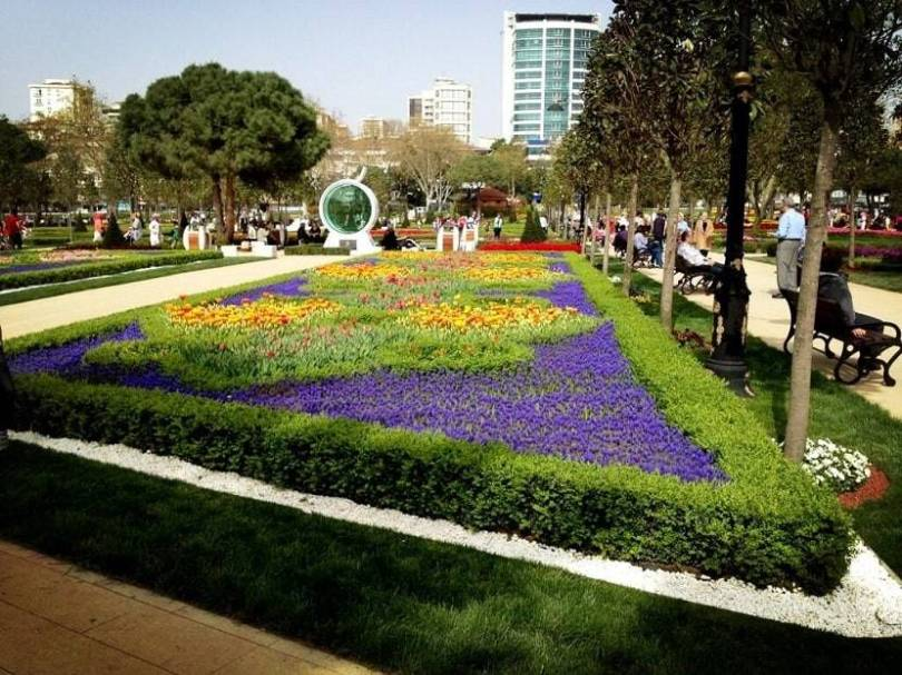 Göztepe Park Parks in Istanbul