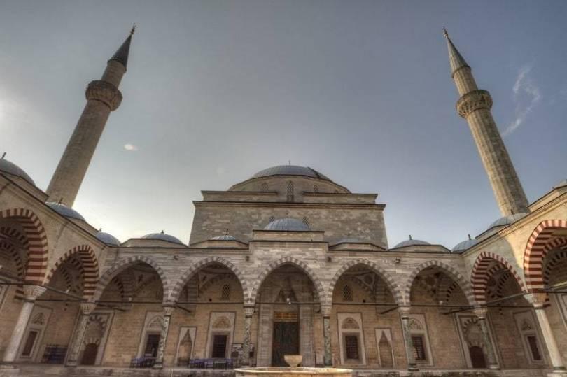 Sultan Beyazıt II Mosque Mosques in Turkey