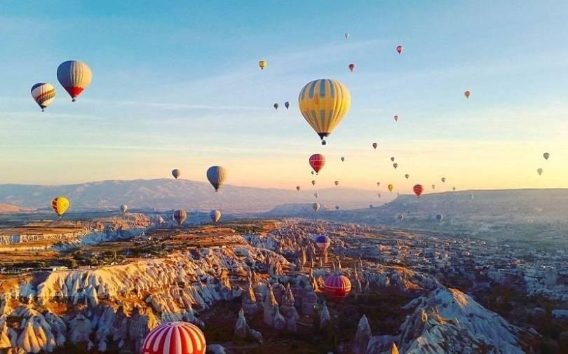 Cappadocia Balloon Festival