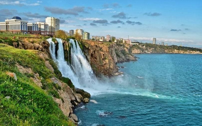 Duden Waterfalls Antalya