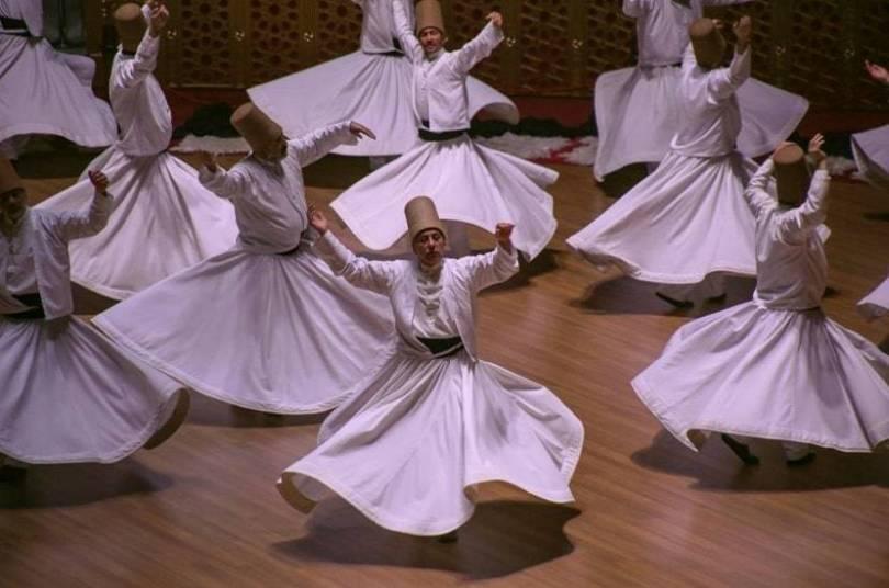 Most popular festivals in Turkey Whirling Dervishes Festival