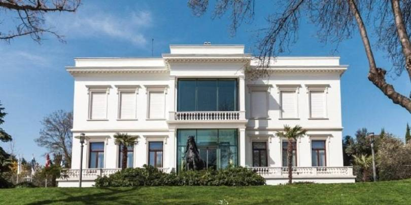 Sakip Sabanci Museum is among the Best Museums in Turke