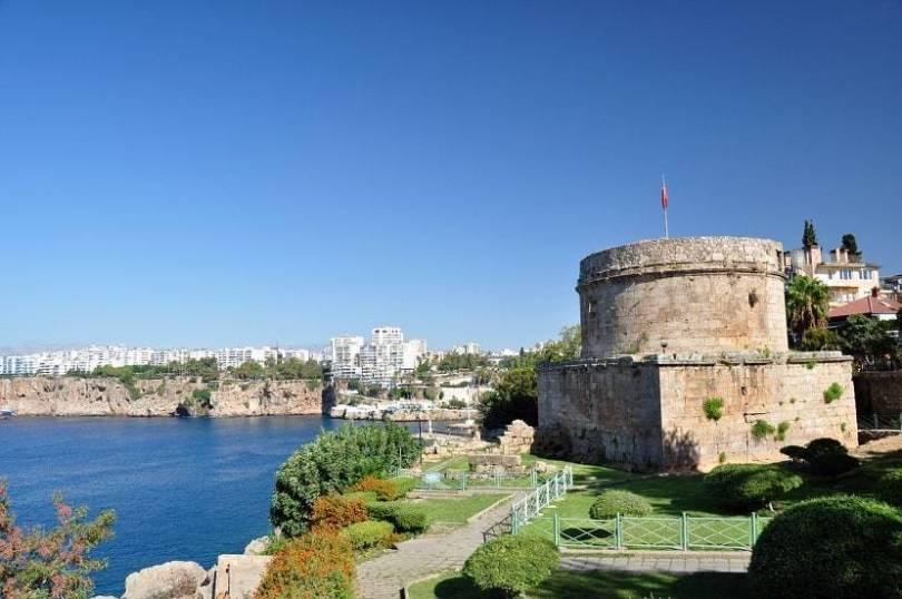 Hıdırlık Kulesi Antaya A Historic Place to Visit