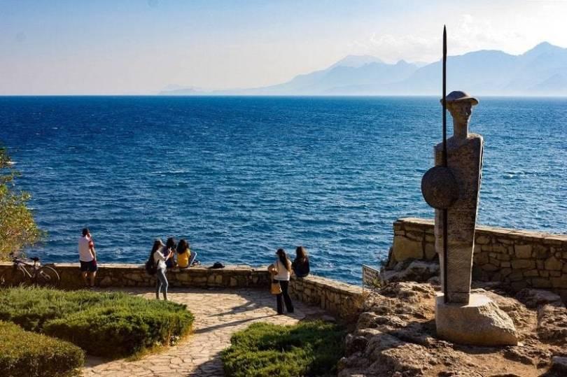 Karaalioglu Park Antalya A Beautiful Seaside Park