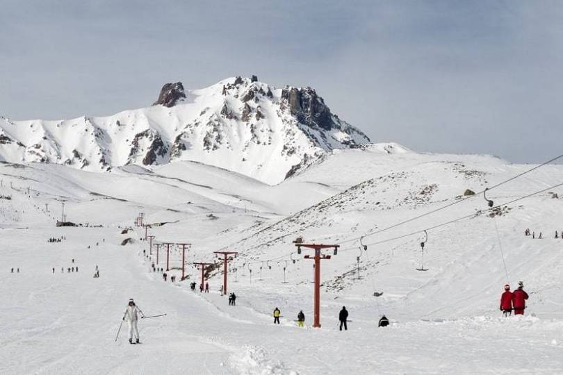 Mount Erciyes A Volcano in Turkey (2)
