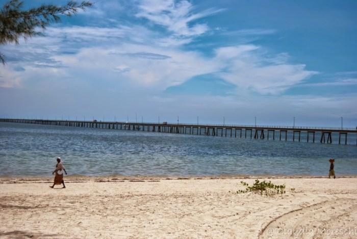 L'Oceano Indiano e il mitico ponte per Ilha