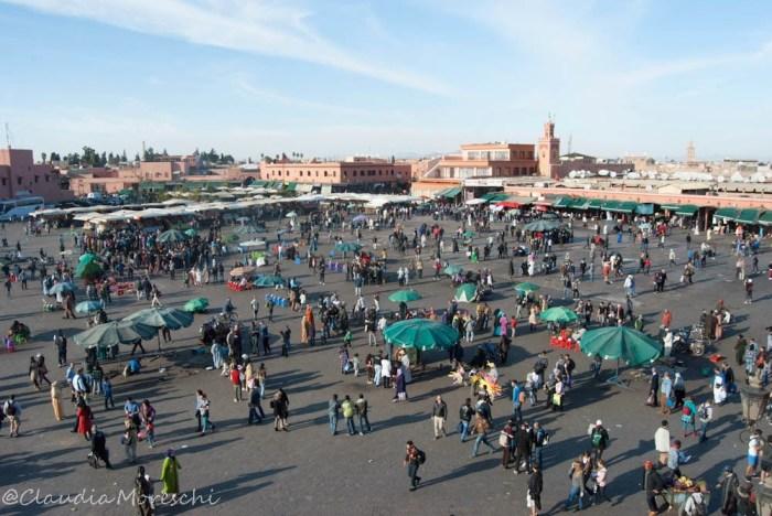Djemaa el Fnaa, il cuore di Marrakech