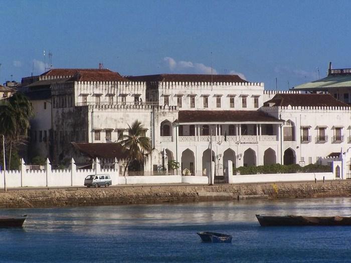 Il Palazzo delle Meraviglie, a Stone Town