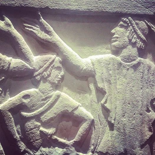 Arte etrusca al MAEC