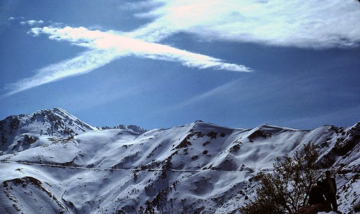 I monti del Djurjura, Algeria
