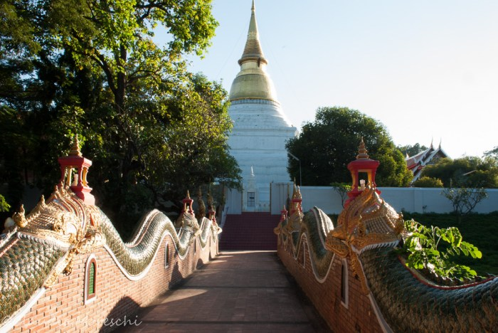 Wat Phra Kaew Don Tao, Lampang