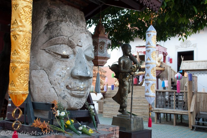 Tra i templi di Chiang Mai