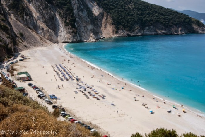 Mytos Beach, Cefalonia