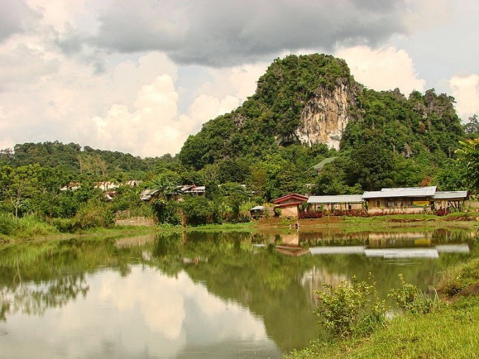 Vieng Xai, Laos
