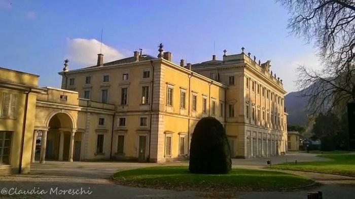 La bellissima Villa Olmo