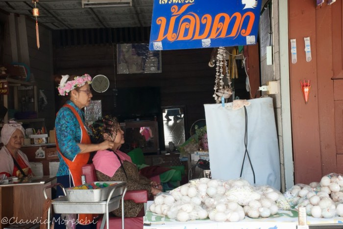Talad Gao, Lampang